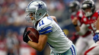 Cole Beasley Isn't Mad At His Wife For Going After Twitter Trolls