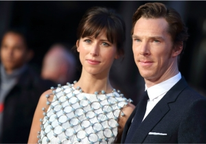 Benedict Cumberbatch Has A Stalker Leaving Creepy Messages At His House