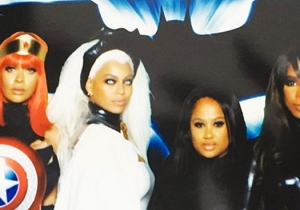 Beyonce's 'X-Men' Costume Brought Out The Internet Trolls