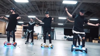 Even If You Can't Stand Justin Bieber, This 'What Do You Mean?' Segway Dance Cover Is Mesmerizing