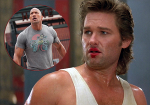 Kurt Russell Hopes The Rock's 'Big Trouble In Little China' Remake Is For The 'Right Reasons'