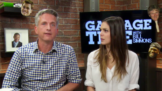 Bill Simmons Had Some Fun With ESPN On 'Garbage Time With Katie Nolan'