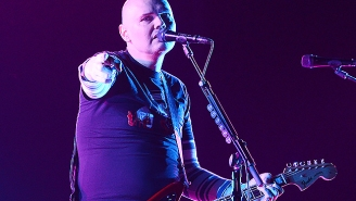 Billy Corgan Is Releasing A Rick Rubin-Produced Solo Album Under His Full, Legal Name