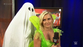Destination America Is Giving Up On Pro Wrestling And Turning Into A Spooky Ghost Channel