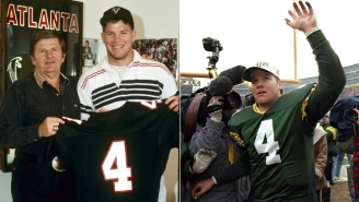 Remembering The Trade That Saved Brett Favre And The Packers, 24 Years Later
