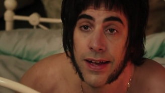 Sacha Baron Cohen's back with a NSFW trailer for 'The Brothers Grimsby'