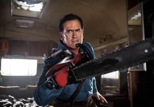 Bruce Campbell Thinks A Younger Actor Should Play His 'Evil Dead' Hero Ash