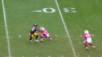 Here's Martavis Bryant Burning The Cardinals For An 88-Yard Touchdown