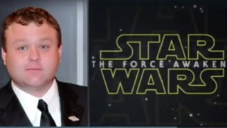 Frank Caliendo Reacts To The New 'Star Wars' Trailer As A Bunch Of ESPN Personalities