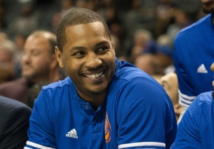 Despite Derek Fisher's Firing, Carmelo Anthony Isn't Waiving His No-Trade Clause