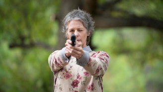 This 'Walking Dead' Kill Count Shows How Much Of A Badass Carol Has Become