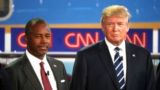 Donald Trump And Ben Carson Sustain Their Leads In A 'Very Satisfied' Field Of GOP Voters