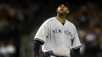 Yankees Starter CC Sabathia Checked Into Alcohol Rehab And Will Miss The Playoffs