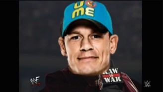 WWE Has Finally Discovered The Unexpected John Cena Meme