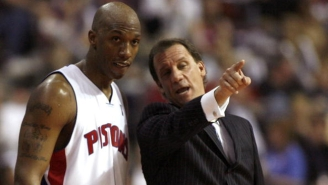 Chauncey Billups Says Flip Saunders 'Forced Me To Learn How To Play The Game Of Basketball'