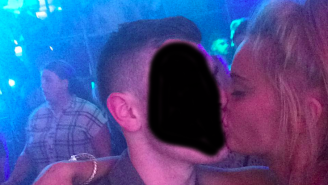 This Girl Was In For An Unfortunate Surprise When She Used Facebook To Find A Guy She Kissed