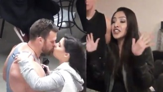 This Girl Who Catches Her Boyfriend Cheating On Camera Is Like, 'Doghouse, Population You, Bro'