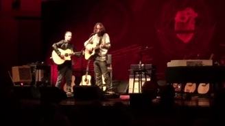 Chris Cornell Brought Out Pearl Jam's Mike McCready To Perform Temple Of The Dog, Mad Season Songs