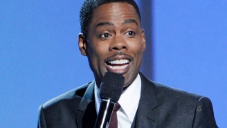 Chris Rock's hosting the Oscars, but here's his all-time best awards moment