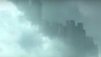 An Ominous City In The Clouds Appeared In The Sky Over China And People Are Freaking Out