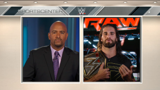 Seth Rollins Got Interviewed On SportsCenter As ESPN Increases Their WWE Coverage