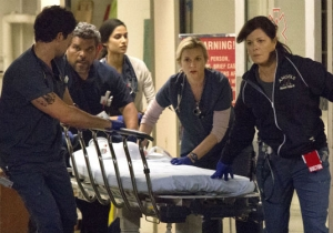 'Code Black' Is Yet Another Hospital Drama But, Crucially, It Has Luis Guzmán