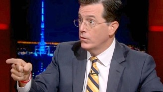 'The Colbert Report' Had A History Of Hillariously Awkward Interviews