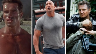 These Movie Dads Went Full 'Commando' To Rescue Their Kids