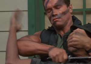 In Memoriam: All Of The Bad Guys Killed In 'Commando,' With One Liners