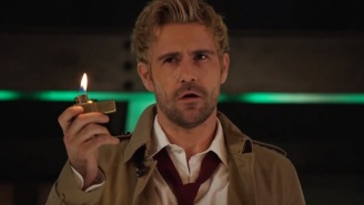 John Constantine Stops By 'Arrow' For A Good Ol' Exorcism