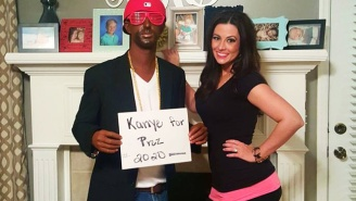 An Alabama Teacher Is Probably Regretting His Decision To Dress In Blackface For This 'Kanye West' Costume