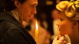Guillermo del Toro's 'Crimson Peak' Is Atmospheric And Silly, But Still Kind Of Awesome