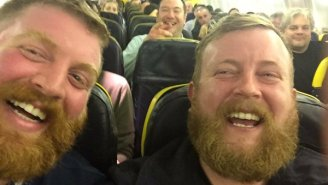 Glitch In The Matrix: Man Gets On Plane, Meets His Identical Twin, The Internet Freaks Out