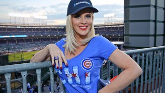 MLB Tweeted A Photo Of Cubs Fan Jenny McCarthy, And Everyone Made Vaccination Jokes