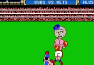 Here's The Mets And Cubs Battling Out The NLCS In 'Mike Tyson's Punch Out'