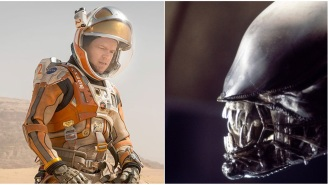 Why 'The Martian' Is A Better Companion Piece To 'Alien' Than 'Prometheus'