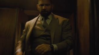 Watch Dave Bautista Give James Bond A One-Way Ticket On The Pain Train In This New 'Spectre' Clip