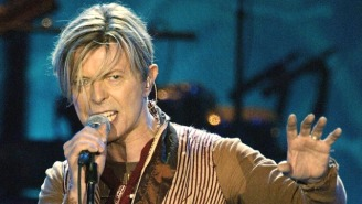 There's A Petition Going Around To Rename A Town In England After David Bowie