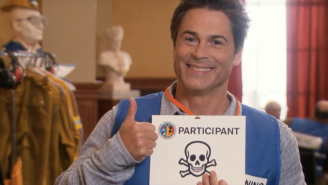 This Rob Lowe 'We Were Robbed' Prank Is Literally The Best Prank
