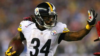 DeAngelo Williams Wanted To Honor His Late Mother By Wearing Pink, And The NFL Said 'No'