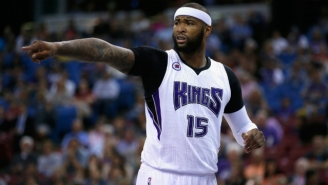 DeMarcus Cousins Says 'I Don't Consider Myself A Center' As The Kings Revamp Their Offense