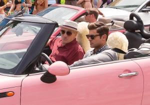 The Trailer For Zac Efron And Robert De Niro's 'Dirty Grandpa' Features Crack, Herpes, And Aubrey Plaza