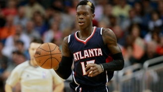 Atlanta's Dennis Schroder Says If He Doesn't Start He'll 'Look For Other Opportunities'