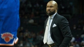 The New York Knicks Have Fired Derek Fisher As Head Coach