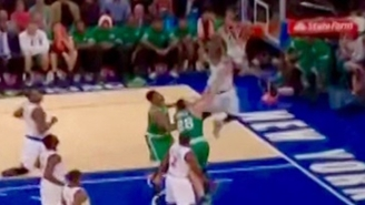 Derrick Williams Swatted R.J. Hunter's Layup Attempt Into The Middle Of Next Week
