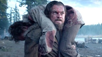Honest Trailers Compares 'The Revenant' To 'Jackass,' And It Makes Perfect Sense