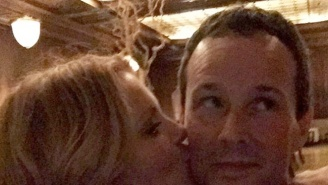 People Are Losing Their Minds Over This Photo Of  D.J. And Steve From 'Fuller House'