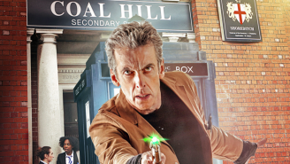 There's a new 'Class' coming to 'Doctor Who' in 2016