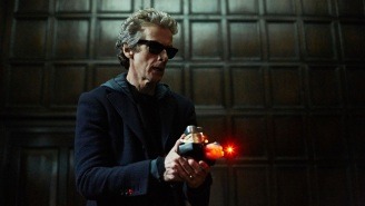 We Almost Got A Black 'Doctor Who' Before Peter Capaldi Was Cast