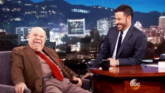 Don Rickles Was Pure 'Mr. Warmth' During This Classic Interview On 'Jimmy Kimmel Live'